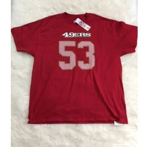 NEW WITH TAGS San Francisco 49ers NaVorro Bowman